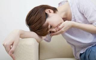 Если возникает тошнота по утрам то каковы причины?
