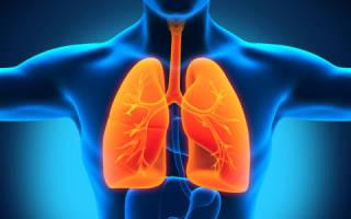 Особенности протекания пневмонии сегментарной