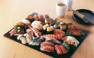 Худеем вместе с суши – новая диета