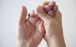 Причины покалывания в пальцах рук и лечение проблемы