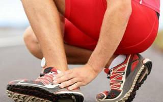Что делать, если болят ноги после бега?