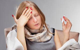 По каким симптомам отличаются простуда и грипп?