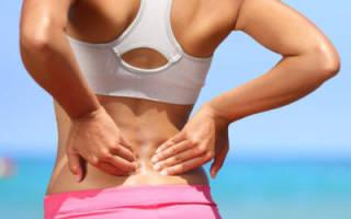 Как лечить боль в копчике, отдающую в ягодицу и ногу?