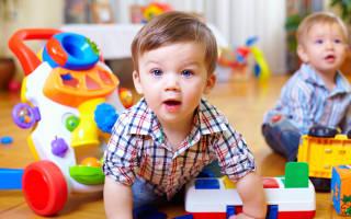 Нужно ли водить ребенка в детский сад