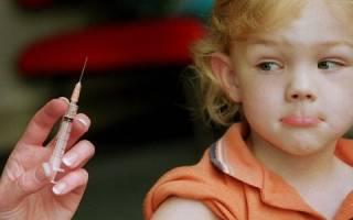 Какие существуют противопоказания к различным видам прививок?