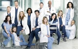 Где сейчас ушедшие из Анатомии Грей врачи?