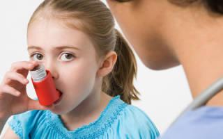 Заболевание бронхиальная астма у детей – симптомы и лечение