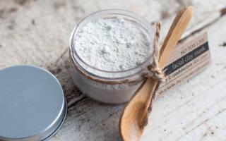 Полезные свойства белой глины для кожи