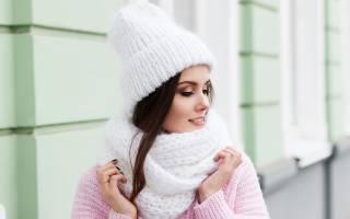 Несколько простых способов как завязать шарф