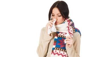 Узнаём: как быстро вылечить насморк