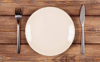 Какие последствия ждут человека, если он перестанет есть