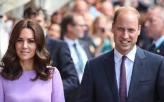 Принц Уильям и Кейт Миддлтон наконец встретились с Меган и маленьким Арчи