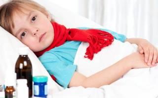 Какой антибиотик можно принимать при бронхите у детей?