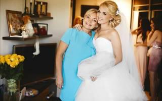 Напутствие матери дочери на свадебном торжестве
