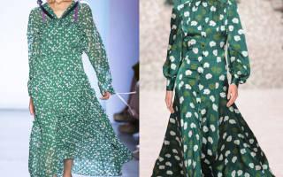 Модные летние платья 2019: что выбрать, чтобы выглядеть стильно