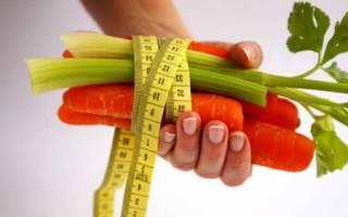 Эффективное похудение на английской диете