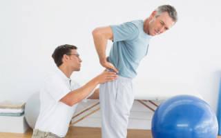 Какое лечение эффективно при спондилоартрозе?
