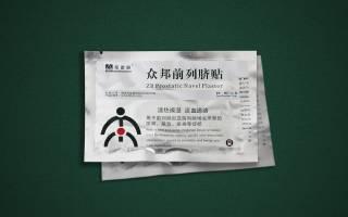 Китайский урологический пластырь