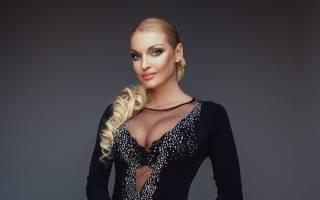 Анастасия Волочкова: личная жизнь и биография самой скандальной прима-балерины