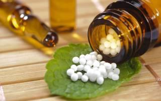Гомеопатия против паразитов