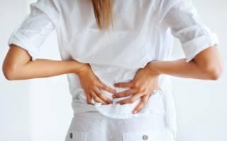 Взаимосвязь месячных и болей в пояснице