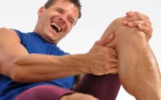 Лечебные мероприятия при судорогах икроножных мышц