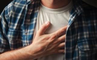 Почему возникают боли в сердце при остеохондрозе?
