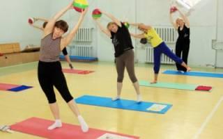 Комплекс упражнений лечебной гимнастики при остеохондрозе шейного отдела позвоночника