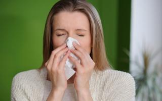 Как можно вылечить хронический насморк?