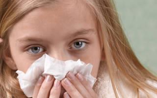 Препараты от гриппа и простуды для детей