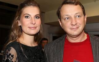 Марат Башаров 17 мая посетил концерт группы Би-2 с бывшей женой