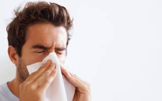 Чем можно лечить аллергический ринит?