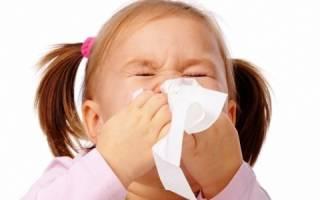 Почему у ребенка не проходит насморк 2 недели?