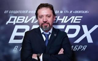Антон Мегердичев – выдающийся режиссер России