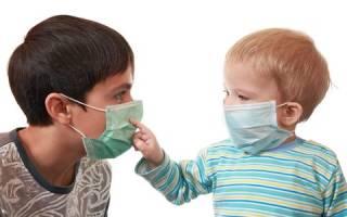 Первая помощь и профилактика гриппа у детей