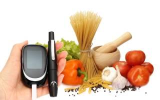 Питание при диабете: как составить рацион