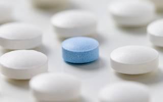 Таблетки для лечения простатита