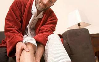 Как нужно лечить судороги в ногах у пожилых людей?