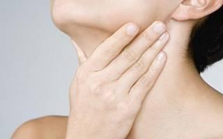 Ларингит у взрослых людей: симптомы и лечение