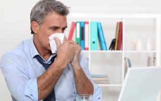 Особенности лечения насморка медом