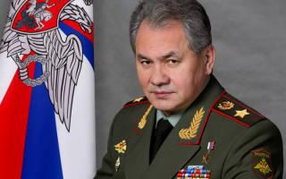 Биография и карьера Сергея Шойгу