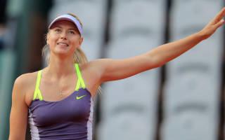 Мария Шарапова — звезда большого тенниса