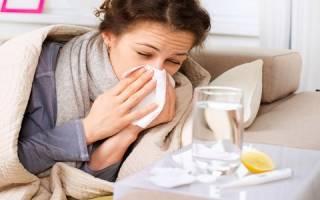 Что делать при появлении симптомов гриппа?