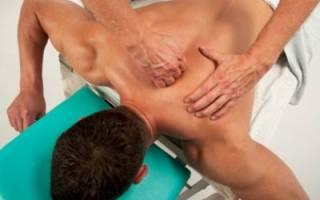 Эффективность мануальной терапии при лечении грыжи поясничного отдела позвоночника