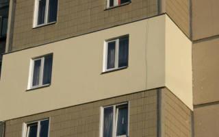 Наружное утепление квартир – практические рекомендации