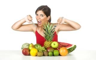 Вкусно и полезно: худеем на фруктах