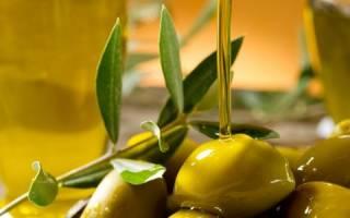 Употребление оливкового масла при панкреатите