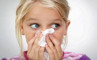Лечение и профилактика гайморита у детей