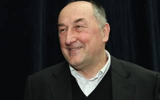 Борис Клюев – настоящий мужской типаж отечественного театра и кино