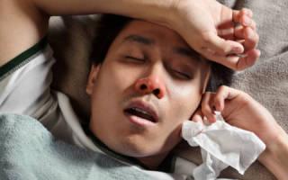 Средства для лечения кашля при гриппе